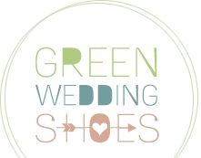 """Green Wedding Shoes"" wedding site with ideas for the non-traditional bride. Also has some interseting DIY projects, maybe thought of for wedding genre - but creativity sees them being used elsewhere Low Cost Wedding, Budget Wedding, Wedding Planning, Wedding Affordable, Wedding Website, Wedding Blog, Diy Wedding, Wedding Stuff, Wedding Ideas"
