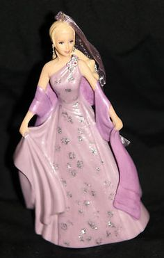 Hallmark Barbie 2003 Club Exclusive Porcelain Ornament