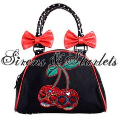 rockabilly purse design - Google Search