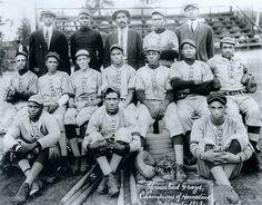 Black ThenFlash Black Photo: Negro League, Homestead Grays | Black Then