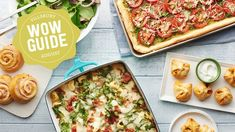 From a.m. to p.m., we've got you covered with recipes that go all in on flavor with just a few ingredients and a few minutes of your time.