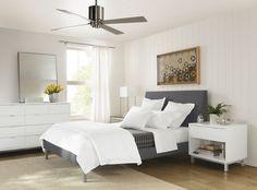 Copenhagen Wood Nightstands - Modern Nightstands - Modern Bedroom Furniture - Room & Board