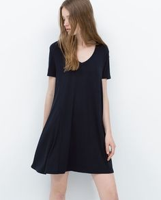 Image 2 of OVERSIZE DRESS from Zara