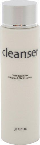 Jericho Dead Sea Minerals Facial Cleanser-oily Skin-6.1 Oz. by Jericho. $14.19. Opens the pores. Paraben-Free. Cleans and removes impurities and makeup residue. leaves the skin clean and smooth. Jericho Dead Sea cleanser opens the skin pores and gently and thoroughly removes impurities and makeup residue in one easy step. Highly absorptive and hypoallergenic, Jericho cleanser makes the skin look fresh, clean and smooth