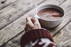 Tapas na Língua: Chocolate Quente Picante :: Spicy Hot Chocolate