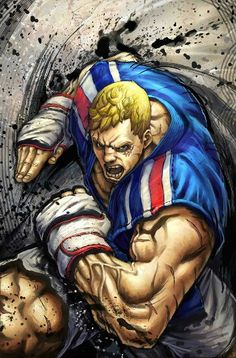 Street Fighter : Adel