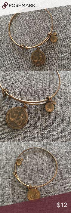 Alex & Ani - Gold Energy Bracelet. Alex & Ani - Gold Energy Bracelet. Alex & Ani Jewelry Bracelets