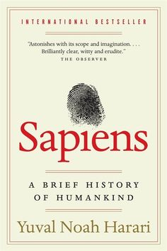 Destined to become a modern classic in the vein of Guns, Germs, and Steel , Sapiens is a lively, groundbreaking history of humankind told from a unique perspective. 100,000 years ago, at least six species of human inhabited the earth. Today there is just one. Us. Homo Sapiens . How did our species succeed in the battle for dominance? Why did our foraging ancestor...