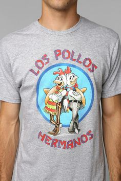 Los Pollos Hermanos Tee #urbanoutfitters shirt from one of my favorite TV shows ever
