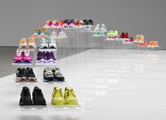 Nike pop up showroom by Maggie Peng & Albert Tien, Beijing