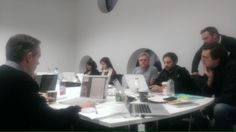 UX and UI analysis work-session