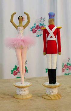 #Tilda Ballerina...Nutcracker...