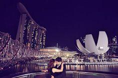 Photo credit to : Rock Paper Scissors Pre Wedding Shoot Ideas, Pre Wedding Photoshoot, Wedding Pics, Photoshoot Ideas, Wedding Venues, Engagement Pictures, Engagement Shoots, Sands Singapore, Singapore Trip