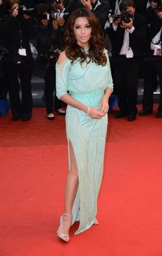Eva Longoria at Jimmy P. (Psychotherapy Of A Plains Indian) Premiere during the 66th Annual Cannes Film Festival at Grand Theatre Lumiere on May 18, 2013 in Cannes, France.
