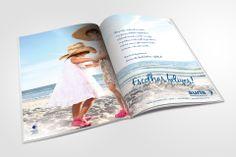 Escolhas felizes!! para Auris Unitron - Anúncio Página dupla.
