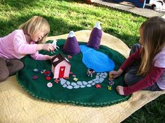Image result for fairy play mat