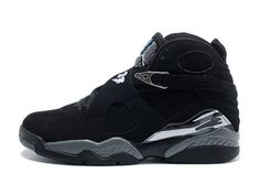 258fb725db9a97 Air Jordan 8 Retro Black Chrome Cheap For Sale Online