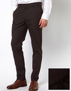 Enlarge ASOS Skinny Fit Smart Pants