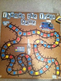 Thomas the Train Game :)