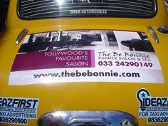 Cabrand Campaign for The Be Bonnie Salon