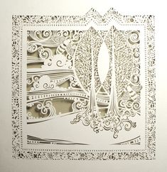 papercut by Sara of White Papers Press