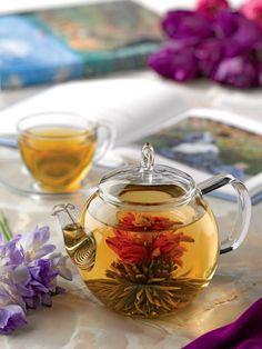Medley of Blooming Teas, Set of 6