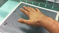 Swirl guitar paint | Carbon fiber + Hand = this