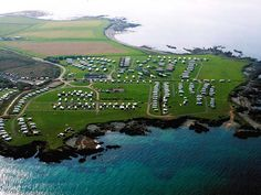 Penrhyn Bay Caravan Park, Llanfwrog, Holyhead, Anglesey. Wales. UK. Campsite. Camping. Holiday. Travel. Stay. Swimming. Walking. Cycling. Tennis. Coast.