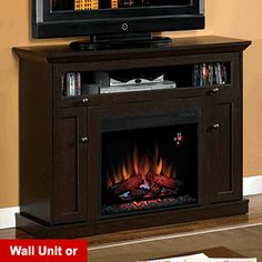 Tremendous 46 Best Electric Fireplace Tv Media Centers Images In 2018 Home Interior And Landscaping Ologienasavecom
