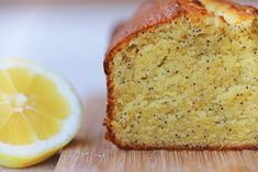 Banana Bread, Sweets, Cakes, Cooking, Desserts, Recipes, Food, Lemon, Sweet Pastries