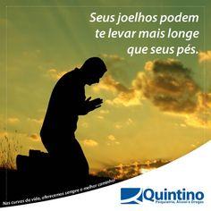 Fé, todo santo dia! #fé #drogasnão #álcoolnão    Problemas com drogas ou álcool? Vamos te ajudar! www.clinicaquintino.com.br - 0800 942 0101 (Plantão 24 horas)