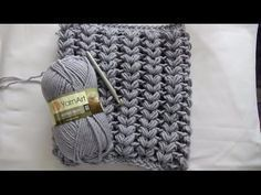 I love to learn new crochet stitch techniques. The braid puff stitch crochet, th. This free crochet tutorial will teach you how to make the Bean Stitch. It's a little bit similar to the Puff stitch, but the bean stitch leans to one side. Puff Stitch Crochet, Bobble Stitch, Tunisian Crochet, Crochet Shawl, Knit Crochet, Star Stitch, Crochet Braids, Crochet Flower Patterns, Crochet Stitches Patterns