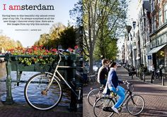 Amsterdam- city of peace and love