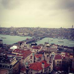 Galata #istanbul #Turkey