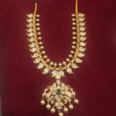 Necklace Polki