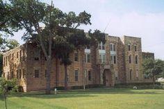 1889 Runnel County courthouse, Ballinger Texas