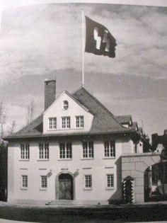 Lebensborn home.