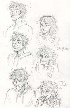 Harry and Ginny | by Burdge | Harry Potter