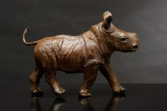 Bruce Little sculpts to capture the spirit of the wild African creatures he has observed and guarded for most of his life. Self taught, instinctual, the artist's technique captures the essential movement and attitudes of his subjects. Bronze Sculpture, Lion Sculpture, Sculpting, Creatures, African, Statue, Artist, Sculpture, Sculptures