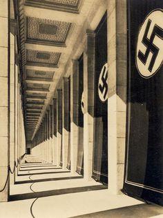 Zeppelinfeld, Nürnberg, Albert Speer, 1934-37