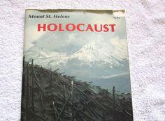 BOOK 1980 MT ST. HELENS HOLOCAUST DIARY OF DESTRUCTION VOLCANO MOUNT SAINT HELEN