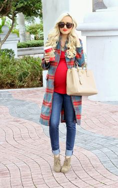 Get this maternity look for less than $80! Shop. Rent. Consign: MotherhoodCloset.com #MaternityConsignment