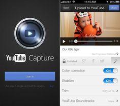 3 aplicaciones para ver, compartir y grabar videos | Clases de Periodismo Youtube Share, Apps, Google Account, Color Correction, Journalism, Videos, Truths, Journaling, Printmaking