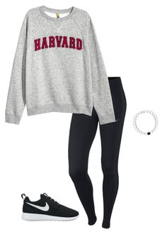 """Untitled #37"" by fia2002 on Polyvore featuring NIKE and H&M"
