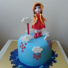 rain cake - Cake by tatlibirseyler