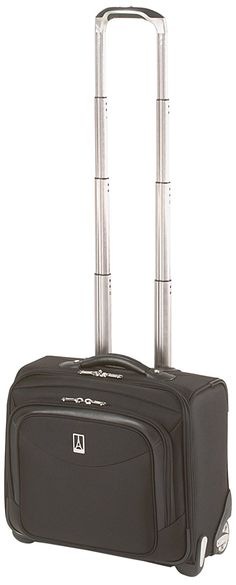 Travelpro Luggage Platinum Magna Deluxe Rolling Tote With Computer Sleeve >>> Check this awesome image  : Travelpro