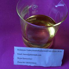 Boldenone Undecylenate(Equipoise)(CAS:13103-34-9)/Boldenone Undecylenate(Equipoise)(CAS:13103-34-9)/Boldenone Undecylenate(Equipoise)(CAS:13103-34-9) hanna@pharmade.com
