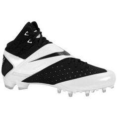 Nike CJ81 Elite TD - Men s - Calvin Johnson - Black Black White f06ba1a61868