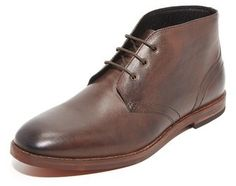 H by Hudson Houghton 2 Leather Chukka Boots