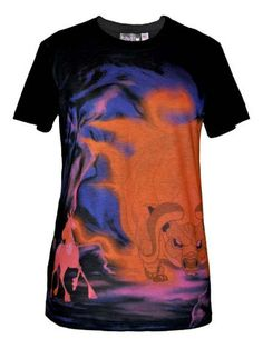 The Last Unicorn Stand Off Tee: OFFICIALLY LICENSED!